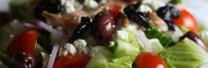 greek-salad-at-george-zefkas-fig-tree-bay-restaurant